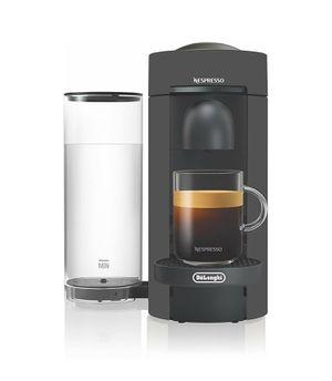 Nespresso by De'Longhi ENV150BMAE VertuoPlus Coffee and Espresso Machine Bundle with Aeroccino Milk Frother by De'Longhi, Black Matte for Sale in Berkeley, IL