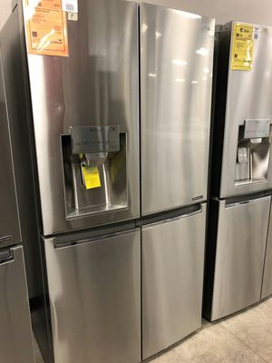 🤦‍♀️2099LG WiFi Enabled Refrigerator Brand NEW ^&*️ 1yr Manufacturers Warranty for Sale in Gilbert, AZ