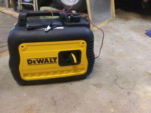 Dewalt 2200i generator for Sale in Odessa, TX