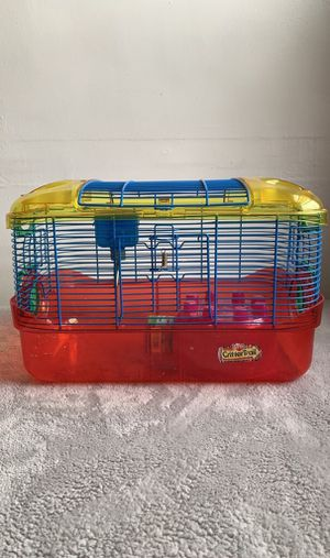 Hamster Cage for Sale in Wood-Ridge, NJ