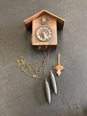 Vintage Cuckoo Clock for Sale in Beaverton, OR