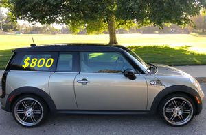 ❇️URGENT $8OO I am the first owner and I want to sell a 2009 Mini cooper Runs and drive strong! ❇️ for Sale in Lauderhill, FL