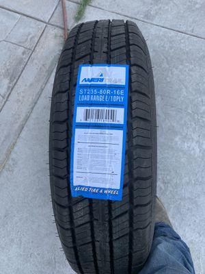 Trailer tires 16 for Sale in Silverado, CA