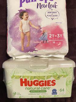 Huggies Pampers/Wipes for Sale in Santa Ana,  CA