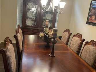 Solid Wood Dining Room Set for Sale in Cypress,  TX
