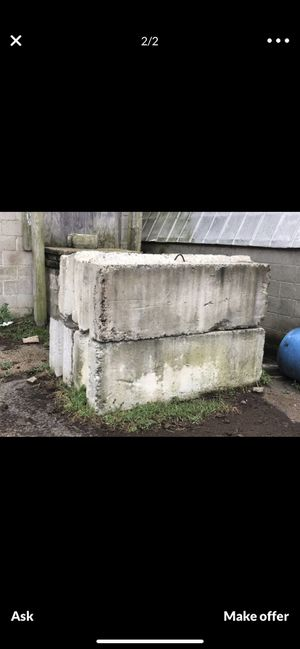 Concrete blocks for Sale in Tabernacle, NJ
