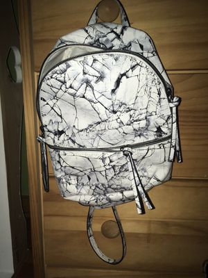 Black and White Mini Backpack for Sale in Chicago, IL