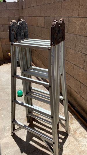 Ladder extends to 16 feet for Sale in Glendale, AZ