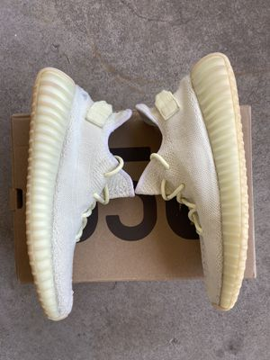 Yeezy 350 boost butters size 10 rep box for Sale in Quincy, IL