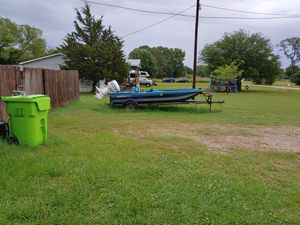 1988 bumblebee 88hp Johnson outboard for Sale in Chandler, TX