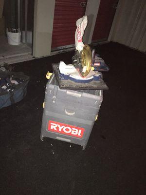 Ryobi full 18v kit for Sale in North Attleborough, MA