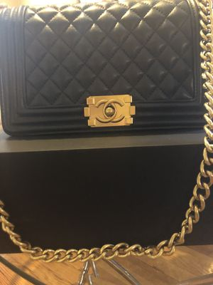Chanel boy bag for Sale in Staten Island, NY