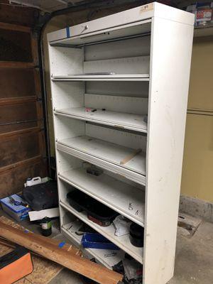 Metal shelving unit for Sale in Everett, WA