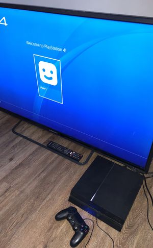 Element SMART Tv & PS4 for Sale in Affton, MO