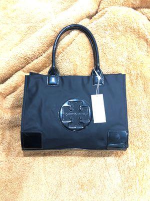 Tory Burch Ella Nylon Tote bag black for Sale in Tustin, CA