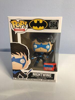 Batman Funko Pop Nightwing NYCC for Sale in Los Angeles, CA