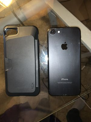 IPhone 7, 32 G, black for Sale in Danville, PA