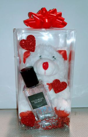 New Gift Victoria Secret Angel with Bear for Sale in Rialto, CA