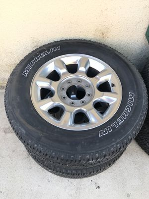 F250 wheels for Sale in Clovis, CA