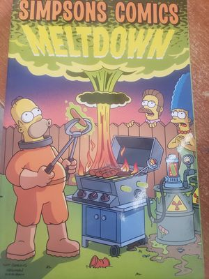 Simpsons comic book for Sale in Maple Heights, OH