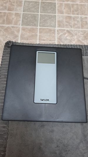 Bathroom Scale Taylor Electronic for Sale in Rochester, WA