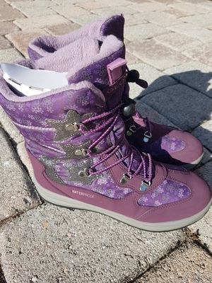 Geox girls winter boots size 5 Eur 37 for Sale in Weston, FL