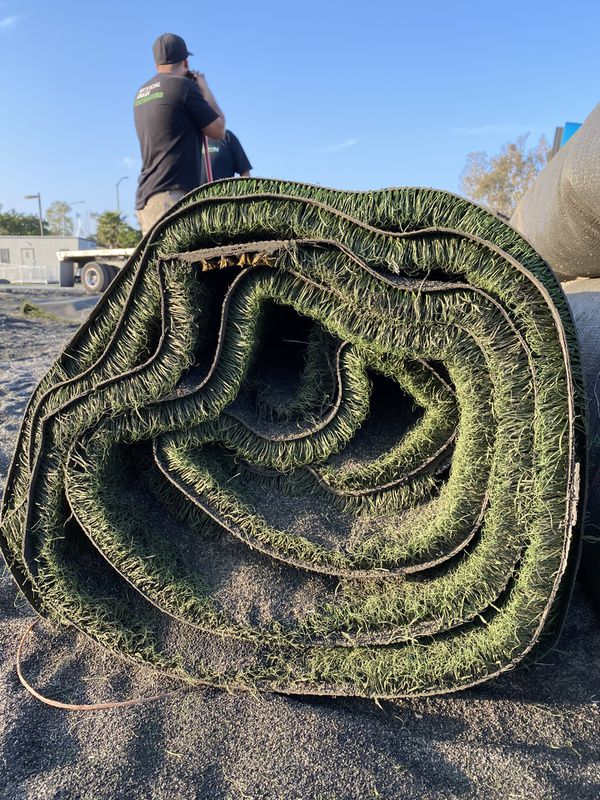 Bulk Artificial Grass 100 000 Sf Available For Sale In