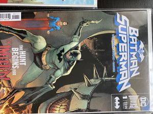 Batman Superman 1,2 for Sale in Queens, NY