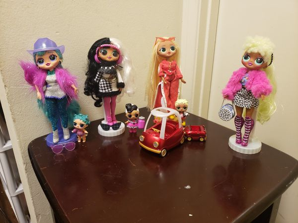 Dolls LOL COLLECTION