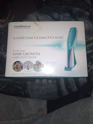 Hair Max Ultima 9 Classic 60$ for Sale in Seattle, WA