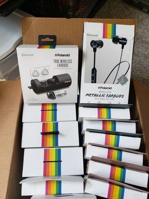 Polaroid wireless earbuds for Sale in Coconut Creek, FL
