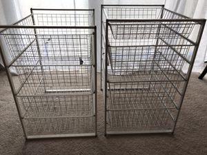 ikea Antonius 4 Drawers Storage Chest for Sale in Alexandria, VA