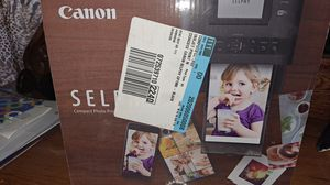 Canon selphy cp1300 photo printer for Sale in Lake Elsinore, CA