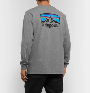 Patagonia Friz Horizon Responsibiliti Logo Tshirt for Sale in Corona, CA