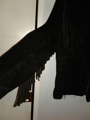 Fringe leather jacket for Sale in Ocala, FL