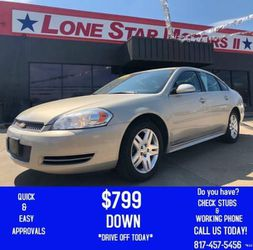 2012 Chevrolet Impala for Sale in Fort Worth, TX