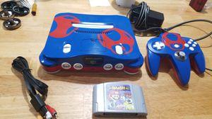 Nintendo 64 bundle for Sale in Surprise, AZ