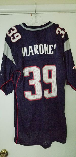 Laurence Maroney Patriots Large Jersey in Pristine Condition! for Sale in Randolph, MA