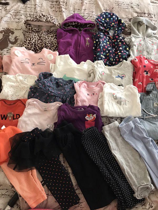 💝9months babygirl lot (22pieces)💝