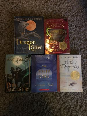 Kids Fantasy Book Collection (5 books) for Sale in Littleton, CO