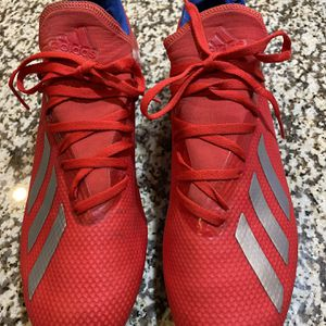 Adidas 18.3 FG Size 9.5 for Sale in Dallas, GA