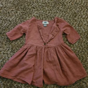 Old Navy Dusty Rose Linen Shirt for Sale in Carmichael, CA