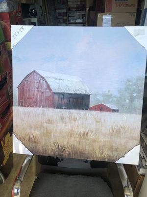 Hermoso cuadro decorativo nuevo mide 28x28 for Sale in Carson, CA