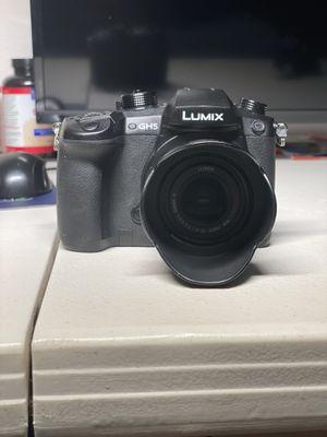 Panasonic Lumix GH5 Camera DSLR Lumix Lens for Sale in San Diego, CA