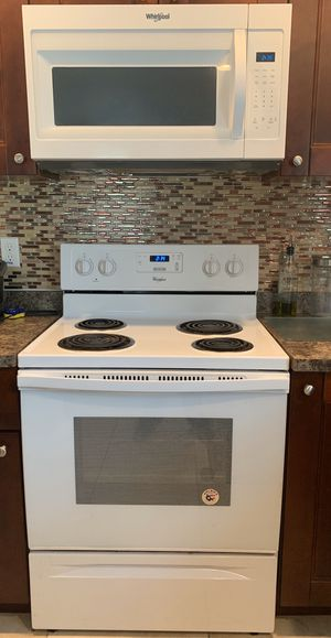 Whirlpool STOVE ONLY for Sale in St. Petersburg, FL