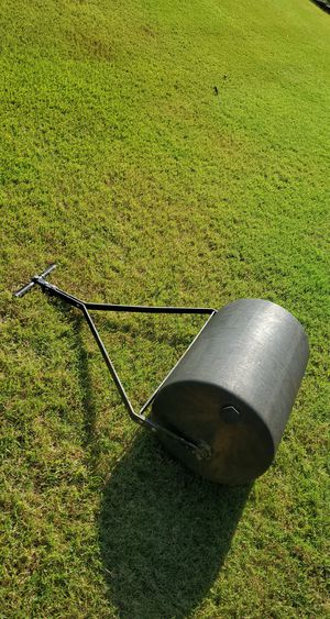 Lawn roller. Grass poly lawn mower roller for Sale in Stone Mountain, GA
