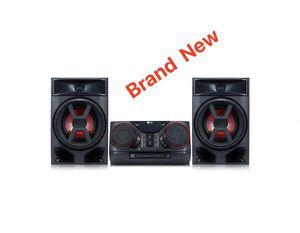 LG Audio System Wireless Party Link Bluetooth Mini Componente Bocina Corneta LG CK43 for Sale in Miami, FL