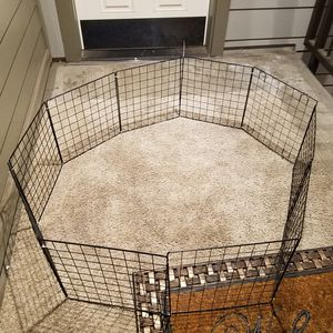 Homemade Puppy Pen for Sale in Vancouver, WA