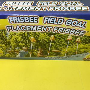 Wham-O, Frisbee Field Goal Placement Frisbee, BRAND NEW for Sale in Woodland, CA