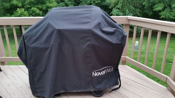 BBQ Pro Gas Grill + Cover + Gas Tank + Tools